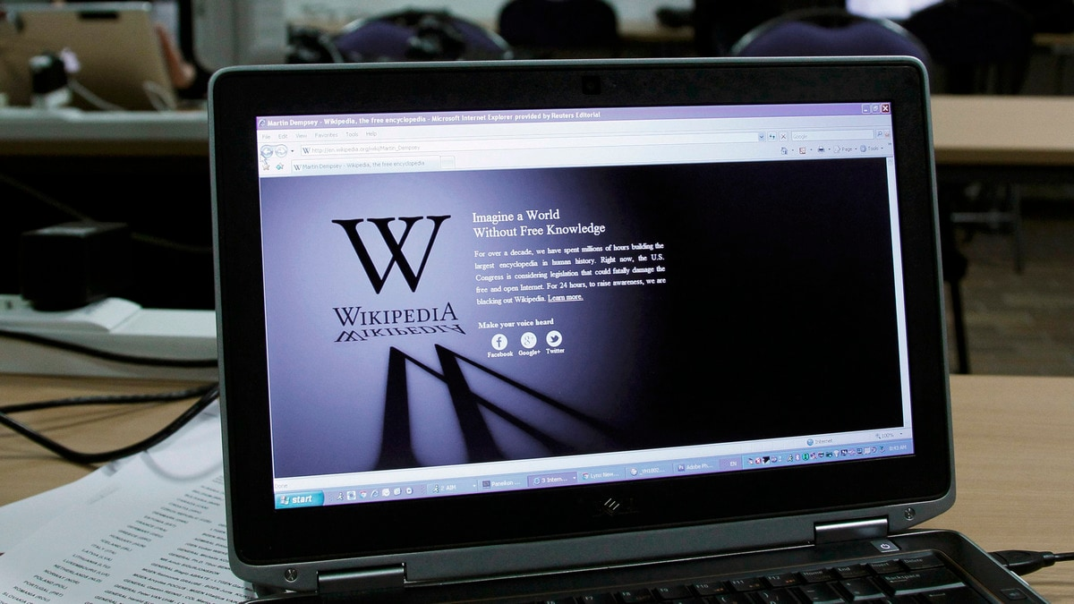 Wikipedia Is 'Doing Very Well Financially', Says Co-Founder Jimmy Wales