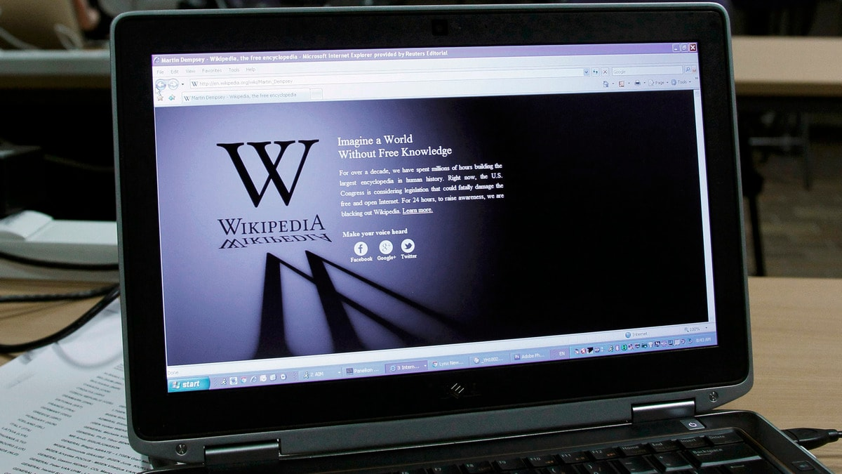 Wikipedia Asks European Rights Court to Lift Turkey Ban