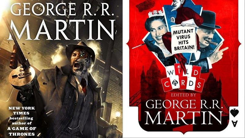 New Titles in the Dresden, Wild Cards Series Headline the Best Science Fiction Books of June