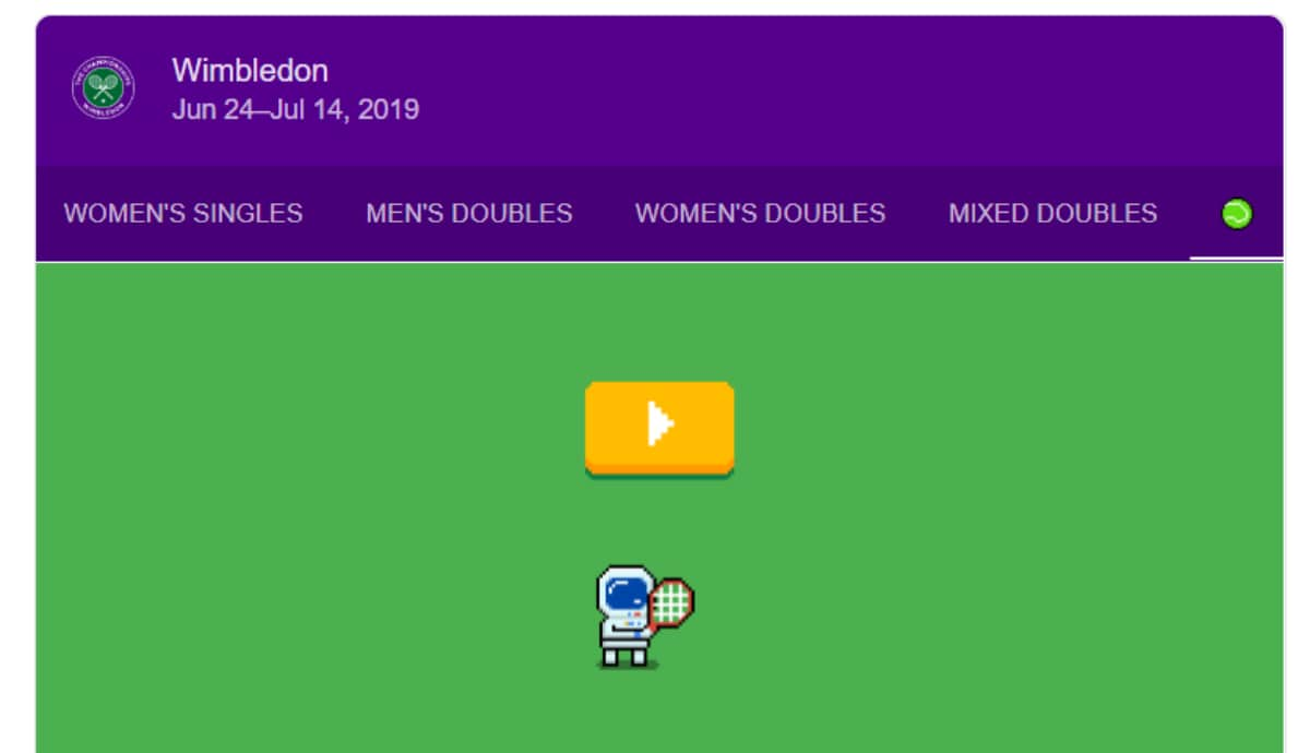 Google Pays Tribute to Wimbledon 2019 With Tennis Game Easter Egg: Here's How to Find and Play It