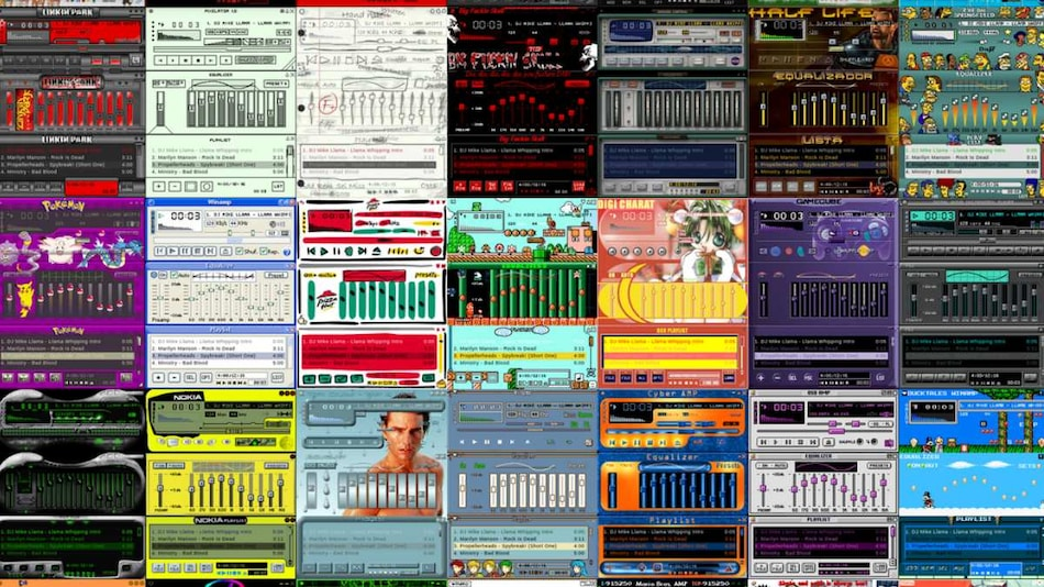 Winamp Skin Museum Helps Nostalgic Users Re-Live Their Favorite Audio Player