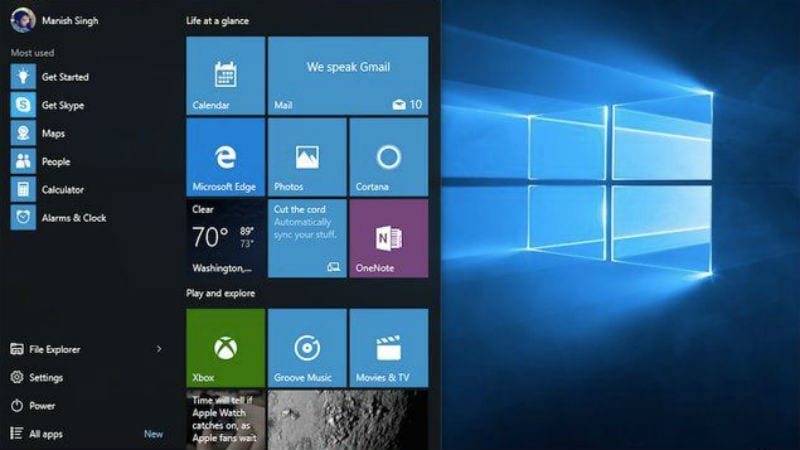 Windows 10 overtakes 7 as Microsoft's biggest OS