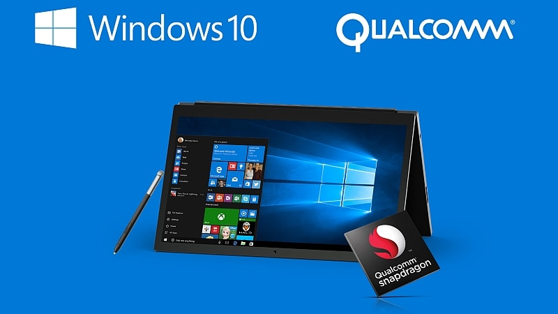 Microsoft, Qualcomm Partner to Bring Windows 10 Desktop Apps to ARM Chipsets