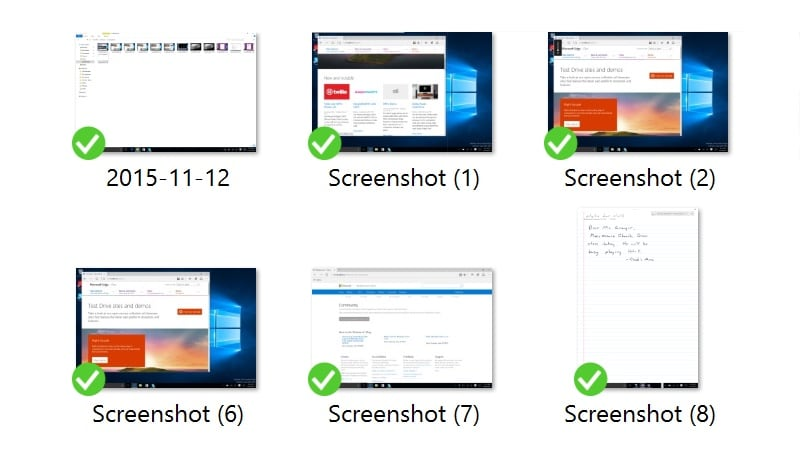 how to take a screenshot of the current window only