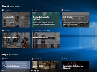 Windows 10 Timeline Will Let You Easily Revisit Recent Activity