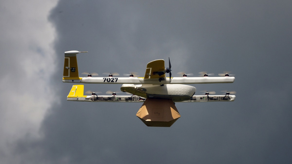 Google Parent Alphabet Unveils App to Provide Air-Traffic Control for Drones