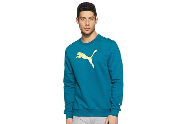 Winter Wear for Mens in India 2019 - PUMA Sweatshirt