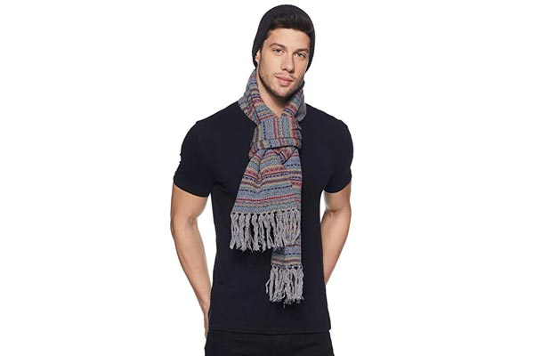 Winter Wear for Mens in India 2019 - US Polo Association Men's Scarf
