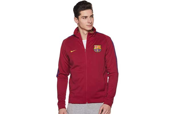 Best Winter Jackets for Men in India 2019 - Nike Men's Track Jacket