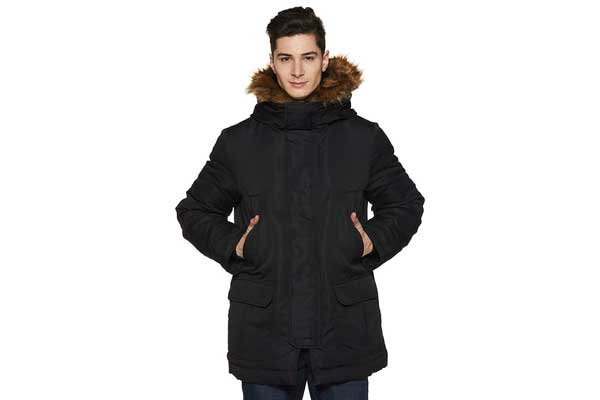 Best Winter Jackets for Men in India 2019 - GAP Men's Jacket Fur