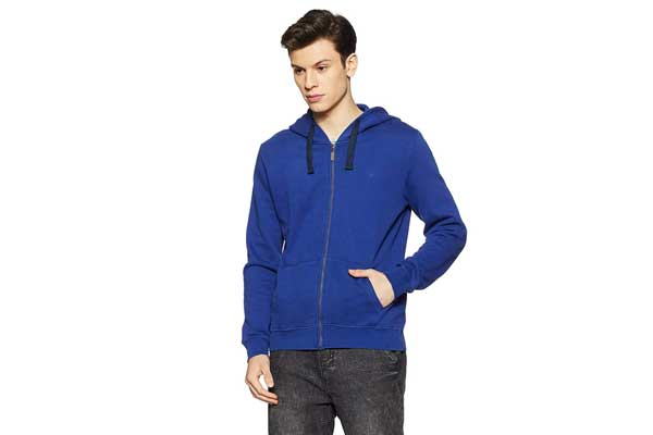 Best Winter Jackets for Men in India 2019 - United Colors of Benetton Men's Cotton Jacket