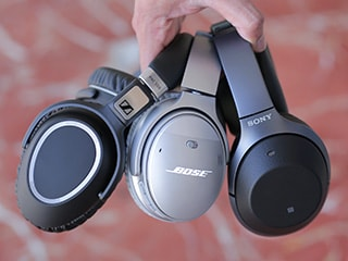 Bose QC35 II vs Sony WH-1000XM2 vs Sennheiser PXC 550 Wireless: Best Wireless Noise-Cancelling Headphones Compared