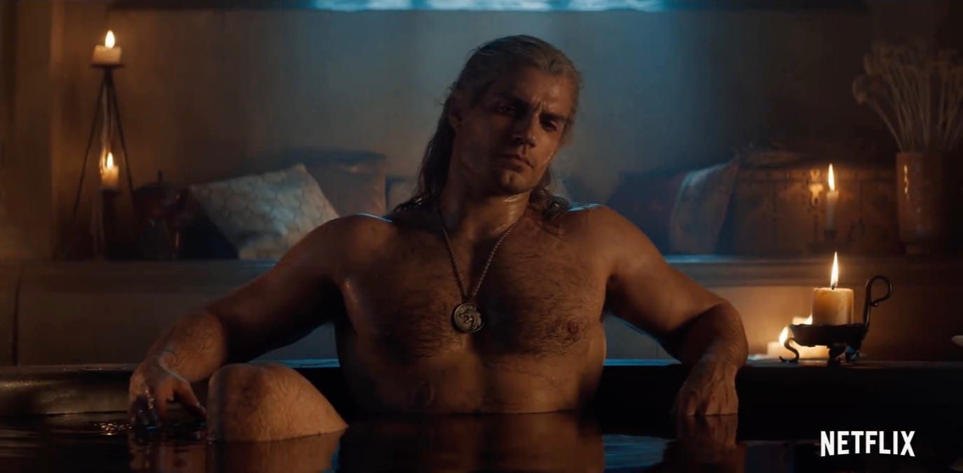 The Witcher: Netflix Reveals Release Date in New Trailer for Henry Cavill Series