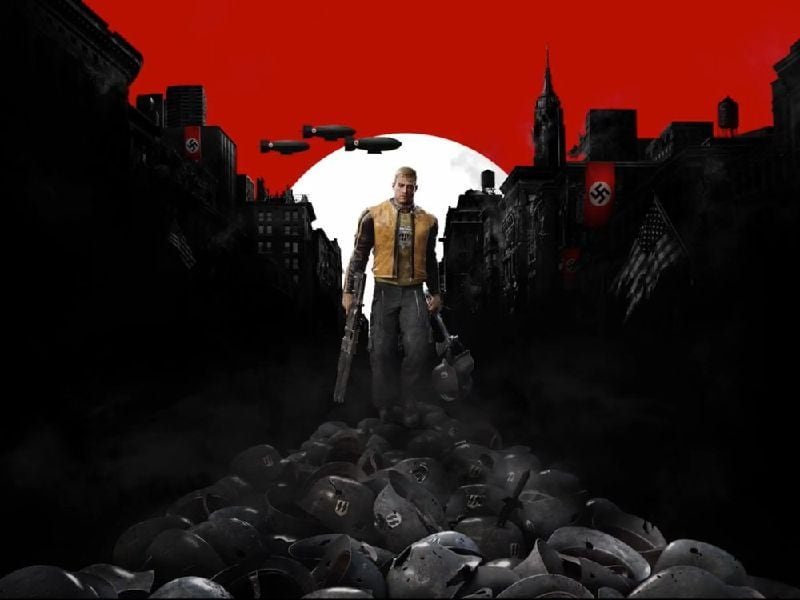 Wolfenstein 2 on Nintendo Switch Makes Us Wish for a