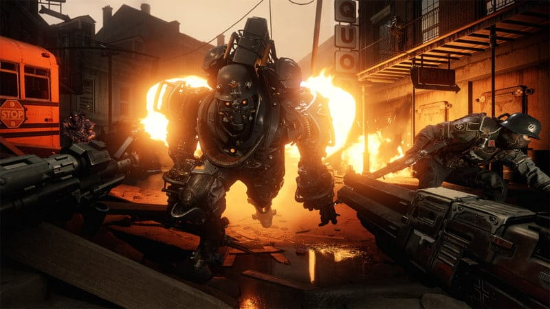 Wolfenstein 2 The New Colossus Review Ndtv Gadgets 360