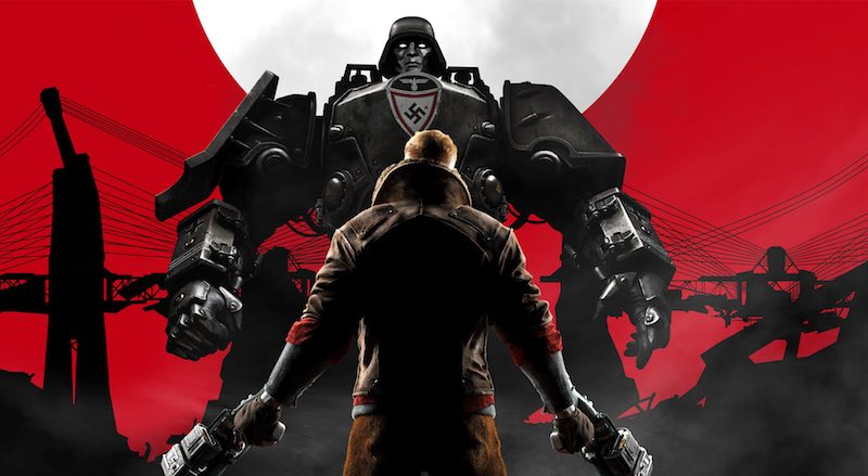 Wolfenstein 2: The New Colossus PS4 Day One Patch Is 5.417GB