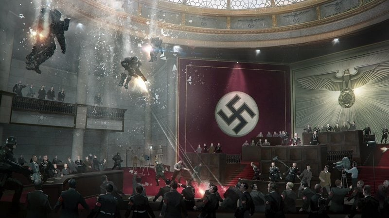 Germany Lifts Ban on Nazi Symbols in Video Games