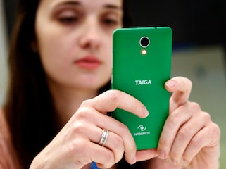 Kaspersky Lab Co-Founder Unveils 'Surveillance-Proof' Smartphone, Called TaigaPhone