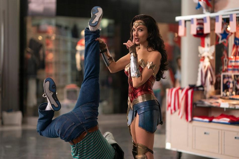 Wonder Woman 1984 Post-Credits Scene, Explained