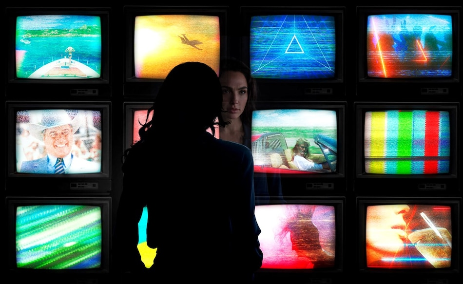 Wonder Woman 1984 on HBO Max in 4K HDR and Dolby Atmos, Patty Jenkins Reveals