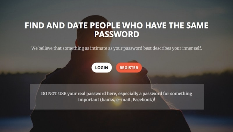 Weird online dating sites