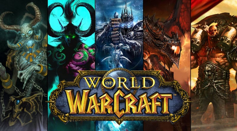 World of Warcraft online dating