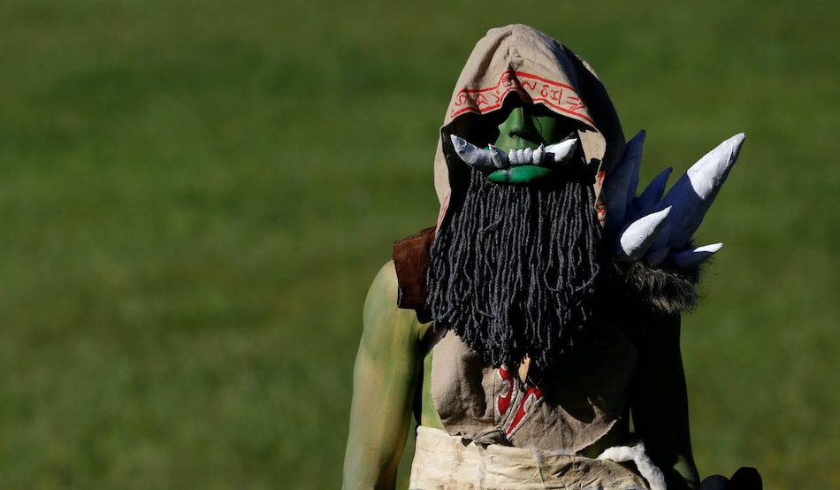 World of Warcraft Comes to Life in a Czech Forest