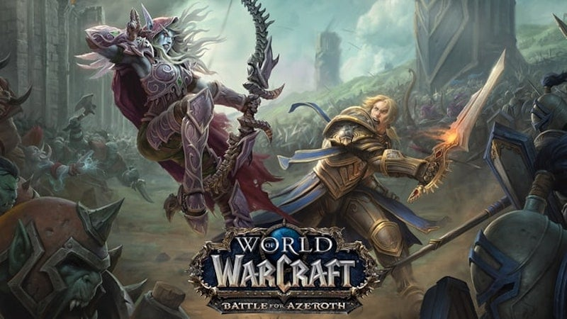 Warcraft for Android and iOS in Development, Similar to Pokemon Go