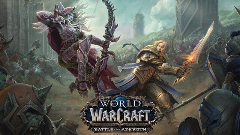 Dating gjennom World of Warcraft