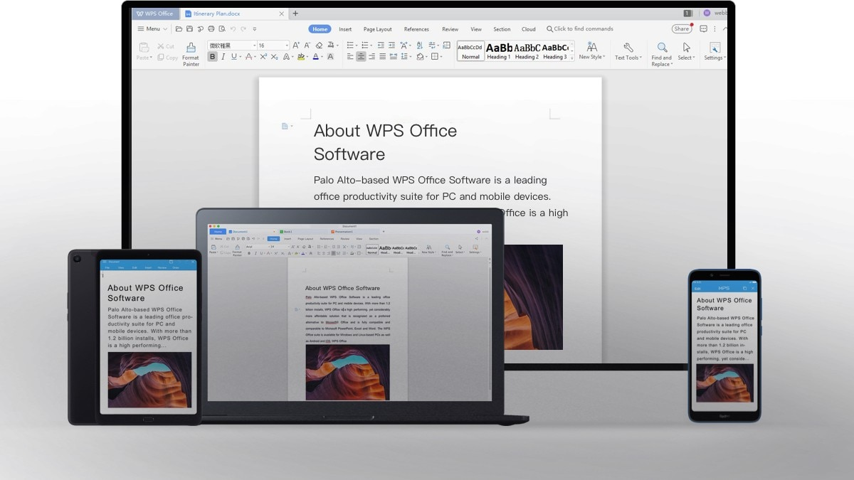 WPS Office Now Available on the Mac, Company Promises Increased India Focus