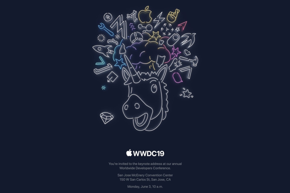 Apple Sends Out WWDC 2019 Keynote Invites: Here's What You Can Expect