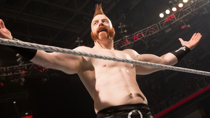 WWE's Sheamus on His WWE 2K17 Roster Rating, the Attitude