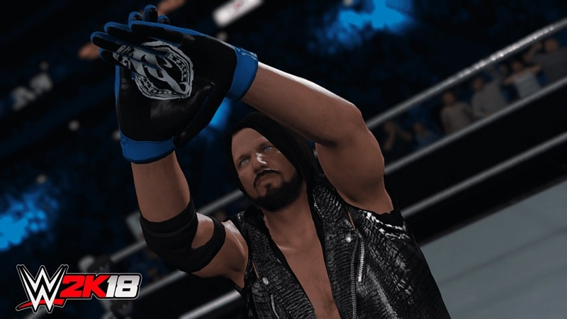 WWE 2K18 Producer on Cross-Platform Play, Micro-Transactions