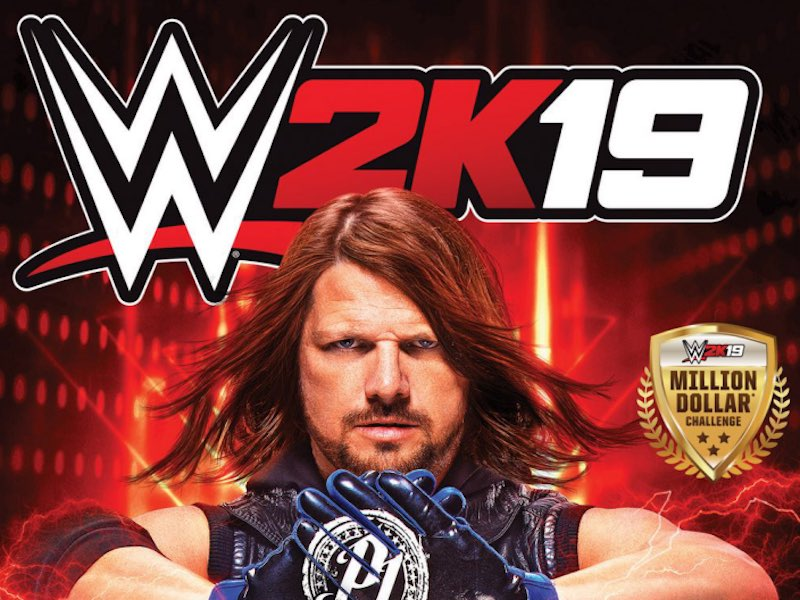 WWE 2K19 Release Date, Editions, and Cover Star Revealed ...