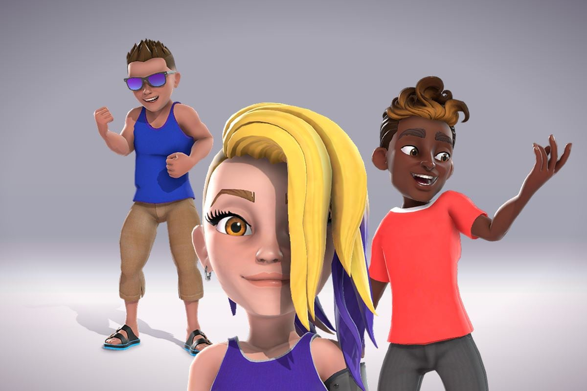 Xbox One October Update Brings New Avatars, Dolby Vision, and More