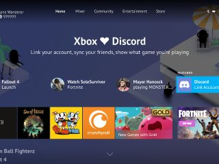 Xbox One Update Brings Discord Integration, 120Hz Refresh Rate Support