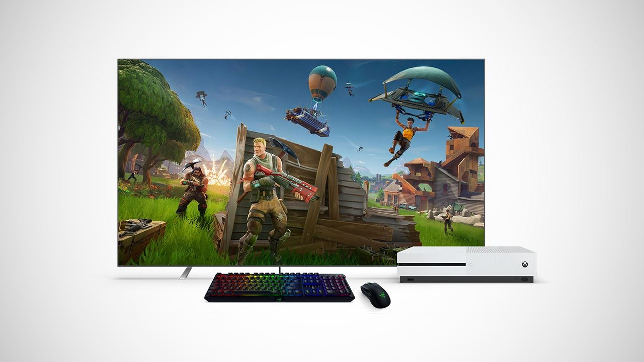 Xbox One November Update Adds Keyboard and Mouse Support, Amazon Music, and More
