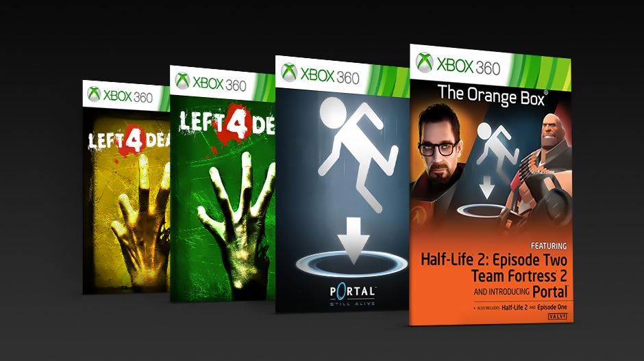 Half-Life 2: The Orange Box, Left 4 Dead, More Have Been Enhanced for Xbox One X