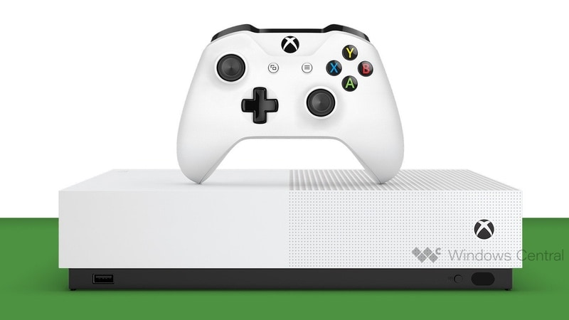 Microsoft's all-digital Xbox One S to launch in May
