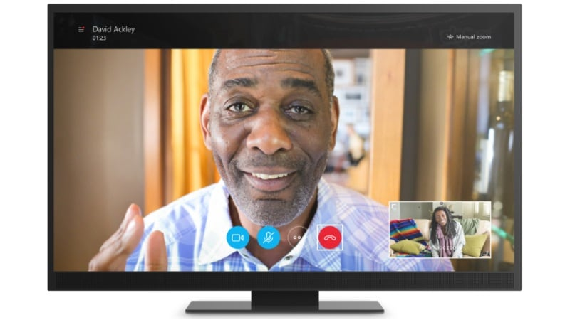 Revamped Skype for Xbox One App Now Available as Update