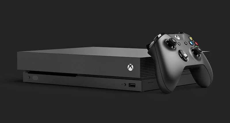 Why the Xbox One X Could Be Microsoft's Wii U