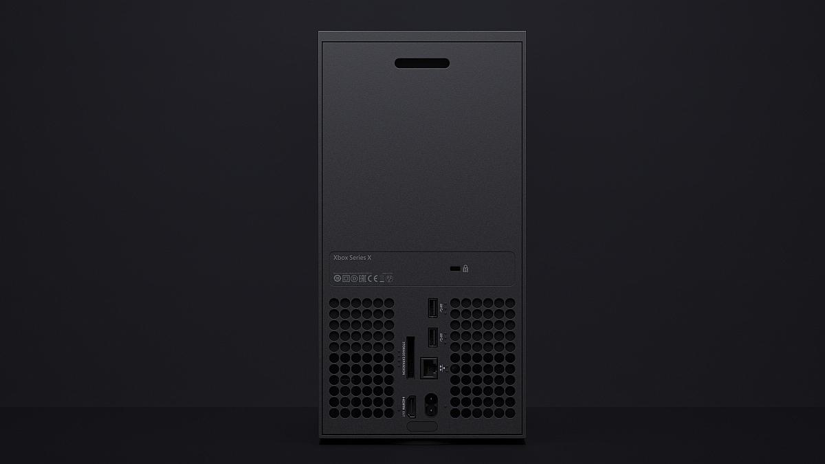 xbox one x back panel xbox