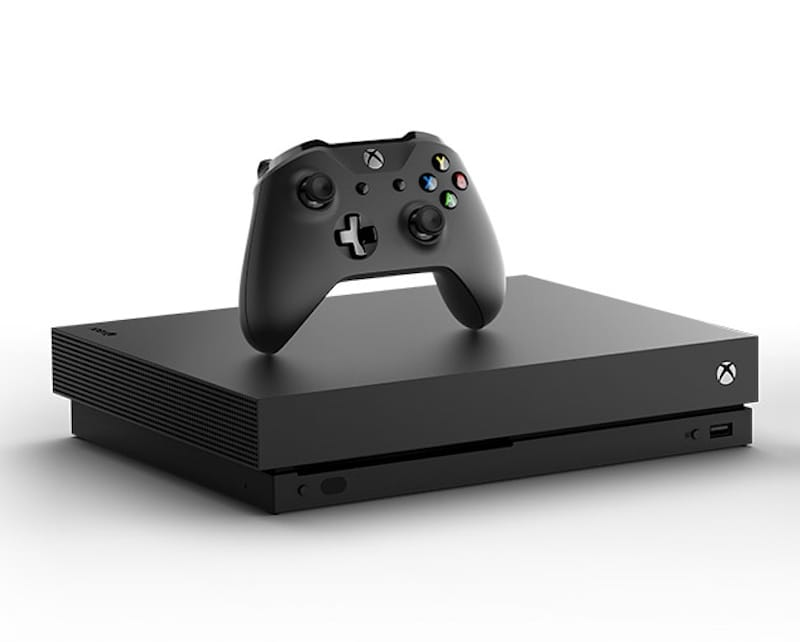Xbox One X Price in India Increased After Budget 2018 Customs Duty Hike