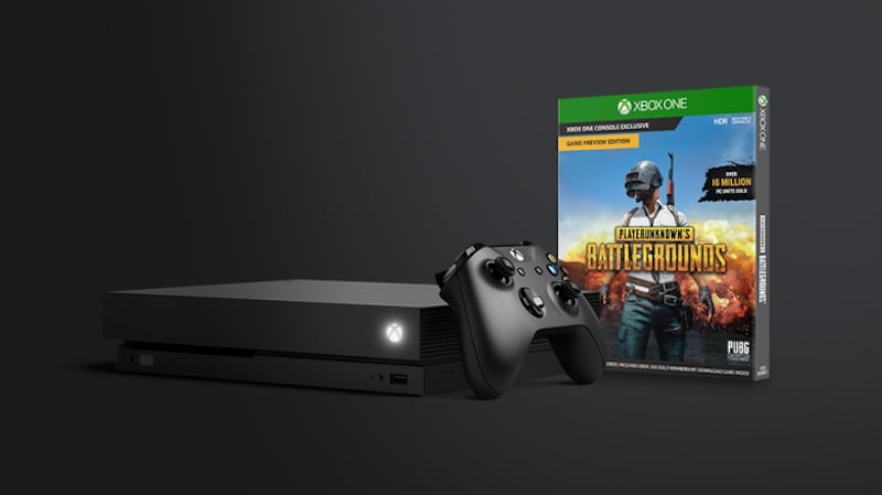 Pubg Xbox One X Frame Rate Stability Patch Dated For November