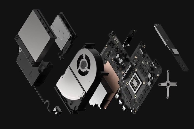 Xbox Scorpio Price to Be $399: Report
