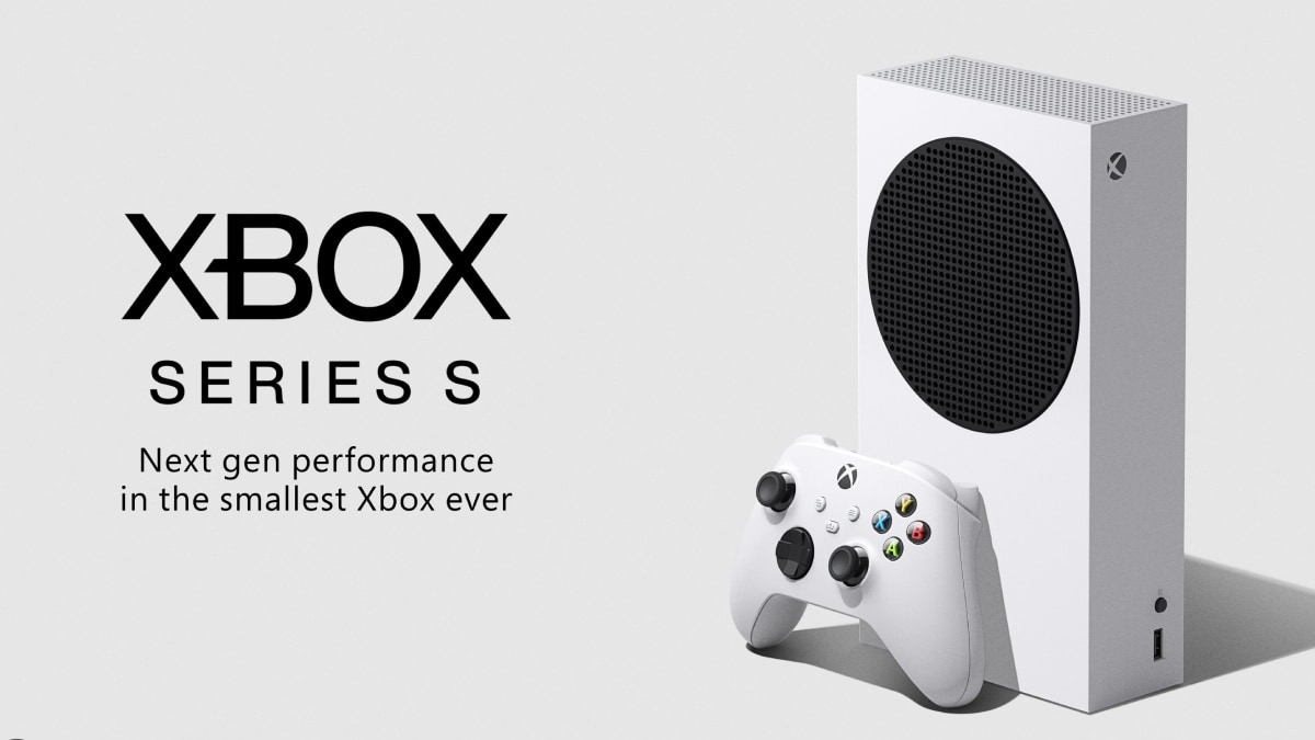 Microsoft Provides More Details About Xbox Series S