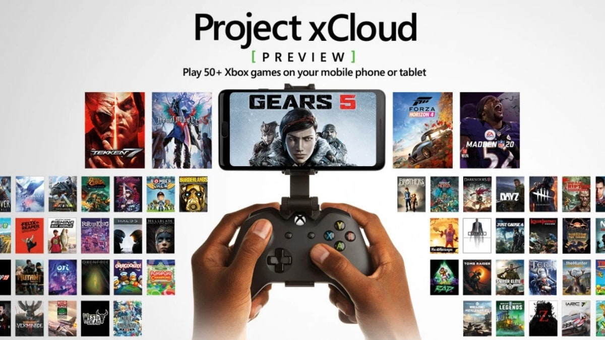 Microsoft xCloud Preview Library Now Offers Over 50 Games, Coming to India Next Year