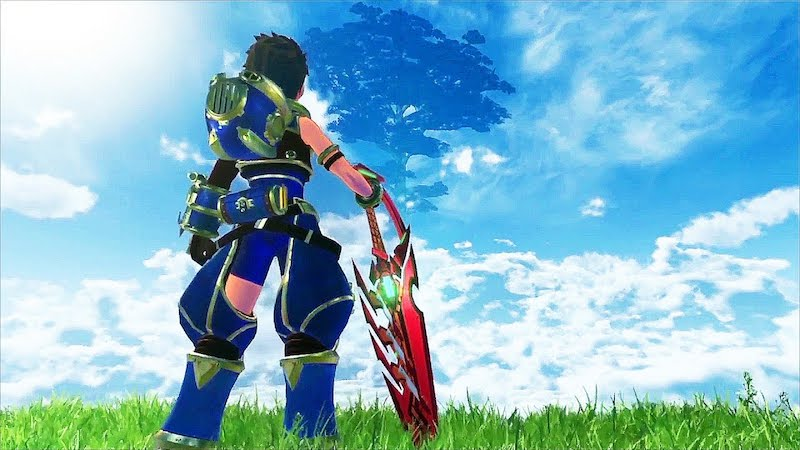 Xenoblade Chronicles 2 for the Nintendo Switch Slated for Holiday 2017 Release
