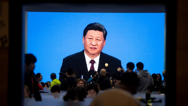 Trade Tensions Cast Shadow Over China Web Summit