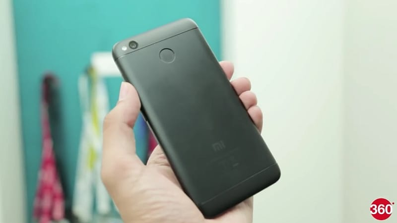 Xiaomi Redmi Note 5A Image and Spec leaked